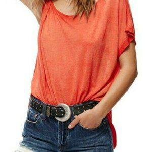 Free People OB587937 Pluto One-Shoulder Top